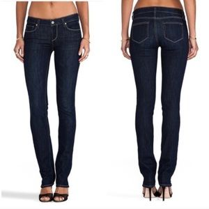 Paige Skyline Straight Jean